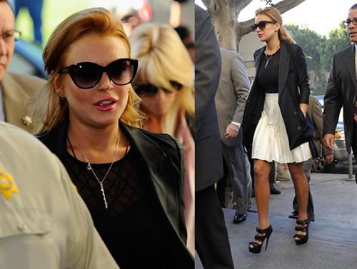Lindsay Lohan (Audiencia 24 de setiembre)