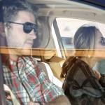 Miley Cyrus volvio con su novio 3