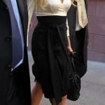 Paris Hilton se declaro culpable de posesion 3