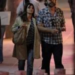 Penelope y Javier en Los Angeles