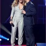 Presentacion de nuevo jurado de American Idol 5