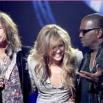 Presentacion de nuevo jurado de American Idol 6
