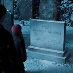(Tumba de los padres de Harry) Harry Potter And The Deadly Hallows