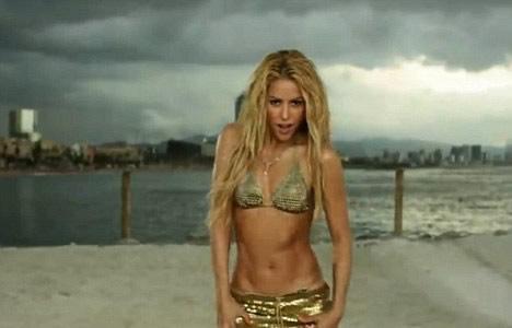 Video Loca de Shakira 4