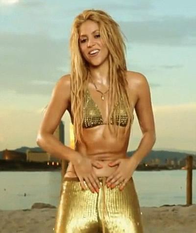 Video Loca de Shakira