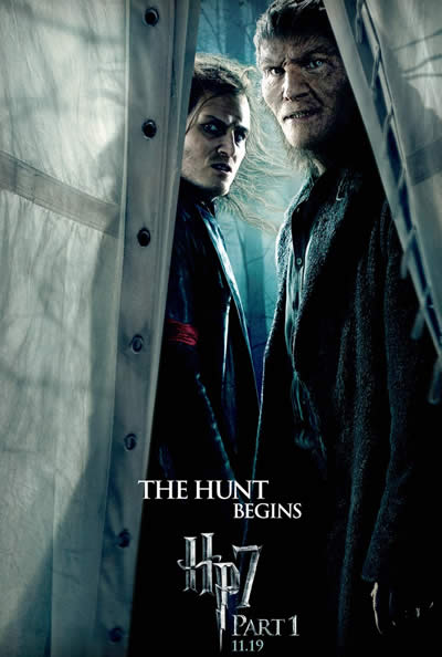 Harry Potter and the Deathly Hallows - Part 1 poster 5