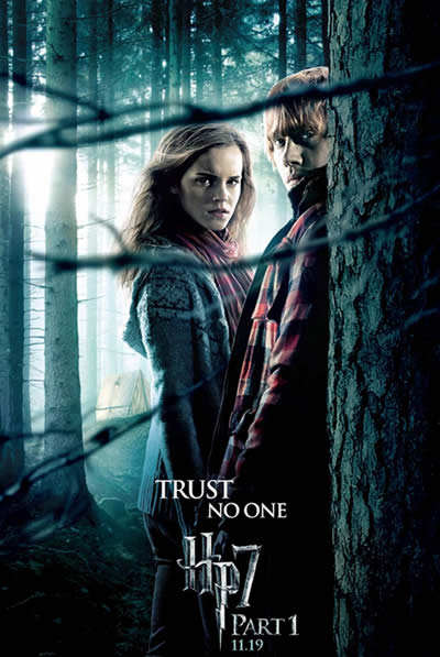 Harry Potter and the Deathly Hallows - Part 1 poster 7