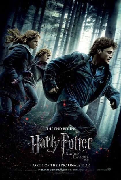 Poster Harry Potter and the Deathly Hallows Parte I